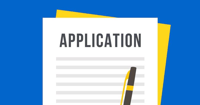 MBA program application